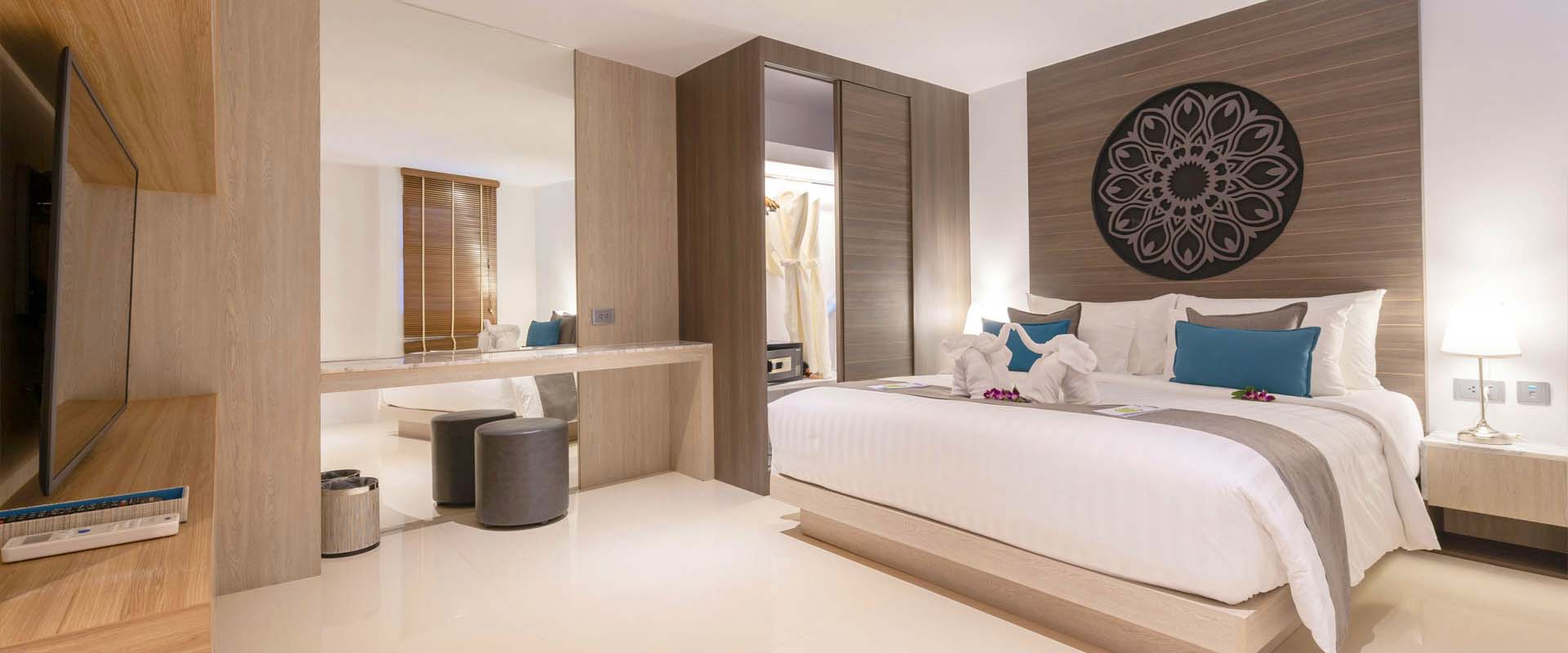 Two Bedroom Suites in Patong